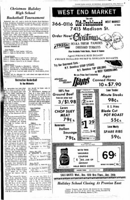 Forest Park Review from Forest Park, Illinois on December 16, 1970 · Page 15