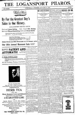 Logansport Pharos-Tribune from Logansport, Indiana on January 12, 1898 · Page 17
