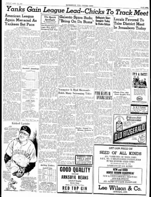The Courier News from Blytheville, Arkansas on April 25, 1941 · Page 5