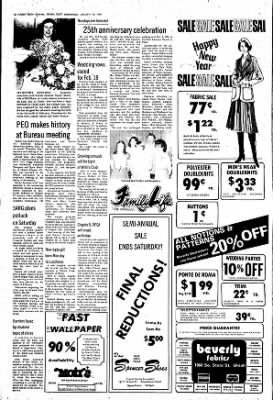 Ukiah Daily Journal from Ukiah, California on January 18, 1978 · Page 11