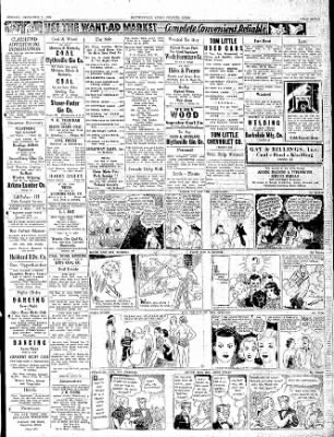 The Courier News from Blytheville, Arkansas on December 7, 1936 · Page 4