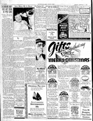 The Courier News from Blytheville, Arkansas on December 7, 1936 · Page 5