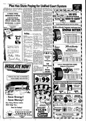 Garden City Telegram from Garden City, Kansas on November 22, 1977 · Page 12