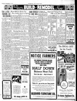 The Courier News from Blytheville, Arkansas on December 8, 1936 · Page 5