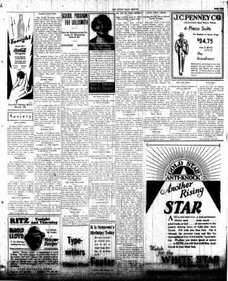 The Tipton Daily Tribune from Tipton, Indiana on April 9, 1930 · Page 5