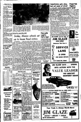 Redlands Daily Facts from Redlands, California on February 26, 1969 · Page 4