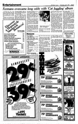 The Salina Journal from Salina, Kansas on April 3, 1985 · Page 27