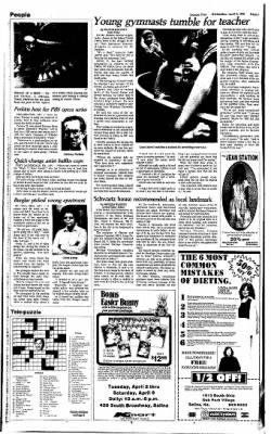 The Salina Journal from Salina, Kansas on April 3, 1985 · Page 29
