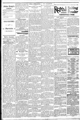 Logansport Pharos-Tribune from Logansport, Indiana on May 9, 1891 · Page 4