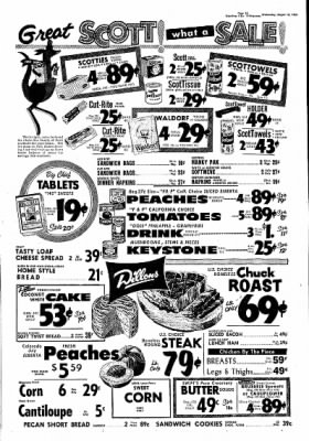 Garden City Telegram from Garden City, Kansas on August 14, 1963 · Page 13