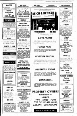 Forest Park Review from Forest Park, Illinois on January 6, 1971 · Page 15