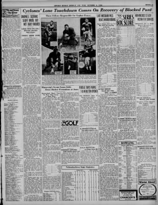 The Lincoln Star from Lincoln, Nebraska on October 6, 1935 · Page 7