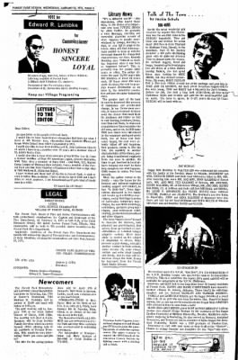 Forest Park Review from Forest Park, Illinois on January 13, 1971 · Page 6