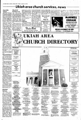 Ukiah Daily Journal from Ukiah, California on January 20, 1978 · Page 9