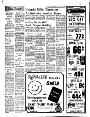 Estherville Daily News from Estherville, Iowa on January 26, 1972 · Page 12