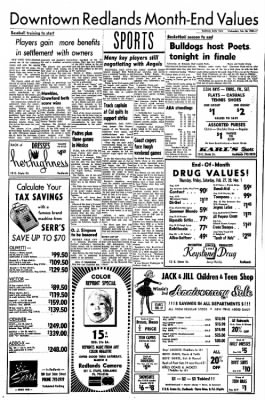 Redlands Daily Facts from Redlands, California on February 26, 1969 · Page 17