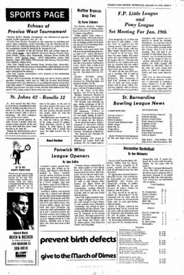 Forest Park Review from Forest Park, Illinois on January 13, 1971 · Page 9