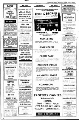 Forest Park Review from Forest Park, Illinois on January 13, 1971 · Page 19