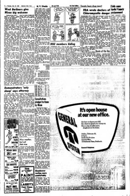 Redlands Daily Facts from Redlands, California on February 27, 1969 · Page 2