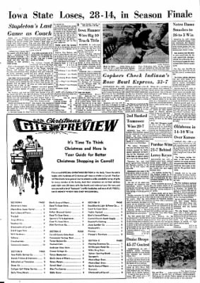 Carrol Daily Times Herald from Carroll, Iowa on November 18, 1967 · Page 10