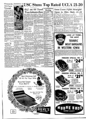 Carrol Daily Times Herald from Carroll, Iowa on November 18, 1967 · Page 11
