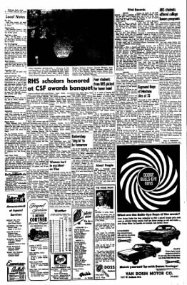 Redlands Daily Facts from Redlands, California on February 28, 1969 · Page 4