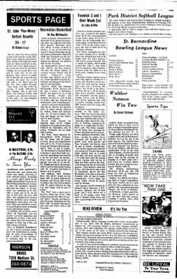 Forest Park Review from Forest Park, Illinois on January 27, 1971 · Page 10