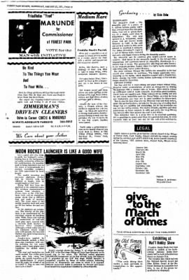 Forest Park Review from Forest Park, Illinois on January 27, 1971 · Page 12