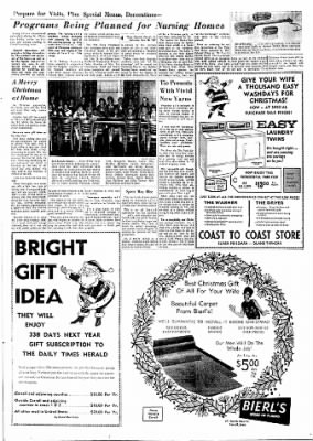 Carrol Daily Times Herald from Carroll, Iowa on November 18, 1967 · Page 22