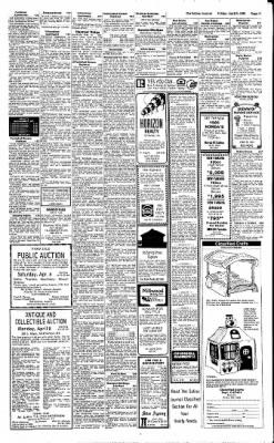The Salina Journal from Salina, Kansas on April 5, 1985 · Page 17