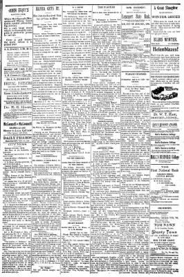 Logansport Pharos-Tribune from Logansport, Indiana on January 12, 1898 · Page 21