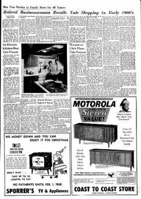 Carrol Daily Times Herald from Carroll, Iowa on November 18, 1967 · Page 25