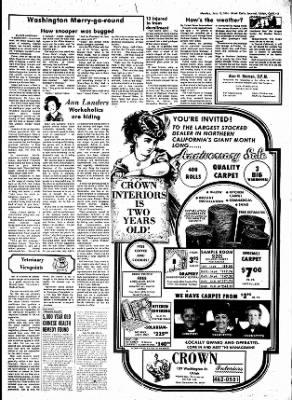 Ukiah Daily Journal from Ukiah, California on July 15, 1974 · Page 3