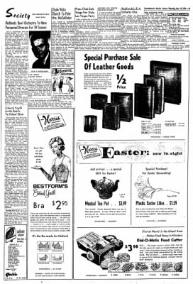 Redlands Daily Facts from Redlands, California on March 19, 1959 · Page 3