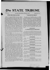 The State Tribune