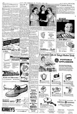 Cumberland Evening Times from Cumberland, Maryland on June 5, 1957 · Page 6