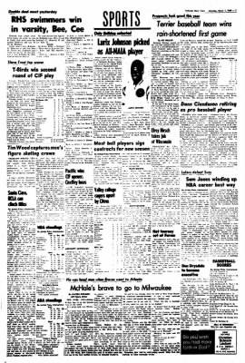 Redlands Daily Facts from Redlands, California on March 1, 1969 · Page 7