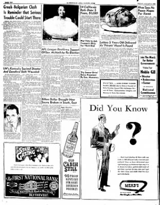The Courier News from Blytheville, Arkansas on August 8, 1952 · Page 10
