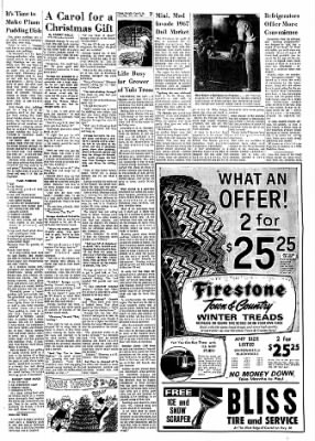 Carrol Daily Times Herald from Carroll, Iowa on November 18, 1967 · Page 33
