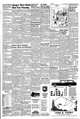 Redlands Daily Facts from Redlands, California on March 20, 1959 · Page 5