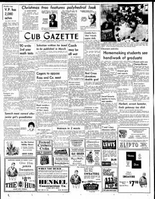 Globe-Gazette from Mason City, Iowa on December 17, 1964 · Page 20