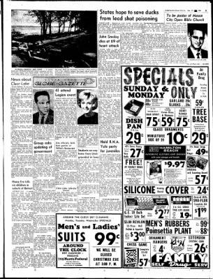 Globe-Gazette from Mason City, Iowa on December 19, 1964 · Page 5