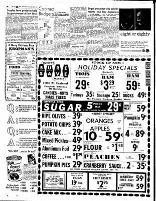 Globe-Gazette from Mason City, Iowa on December 21, 1964 · Page 36