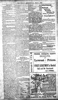 The Daily Chronicle from Centralia, Washington on May 9, 1893 · Page 3