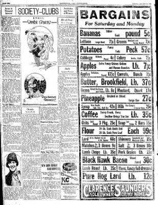 The Courier News from Blytheville, Arkansas on January 24, 1930 · Page 2