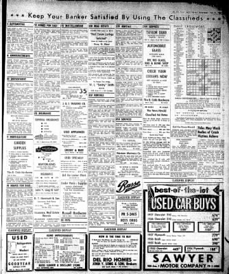 Del Rio News Herald from Del Rio, Texas on May 31, 1961 · Page 5