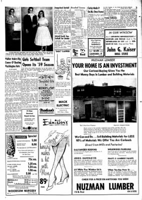 The Ottawa Herald from Ottawa, Kansas on May 8, 1959 · Page 3