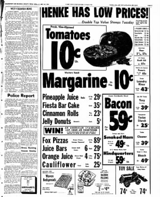 The Brazosport Facts from Freeport, Texas on July 23, 1962 · Page 1