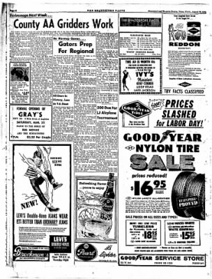 The Brazosport Facts from Freeport, Texas on August 20, 1959 · Page 9