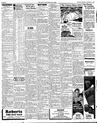 Pampa Daily News from Pampa, Texas on January 8, 1935 · Page 6